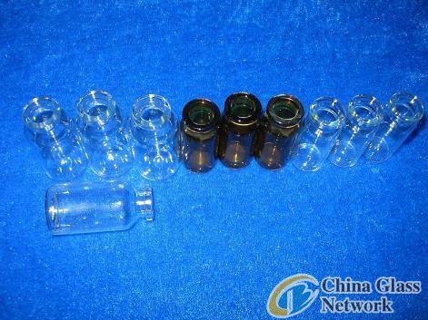 2ml tubular glass vials
