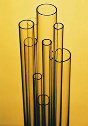 amber and clear pharmaceutical glass tubes