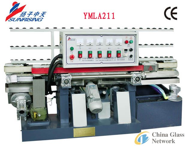 Micro Straight Edge Glass Edging Machine