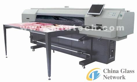 Hi-Tech UV Flat  Bed  Printer