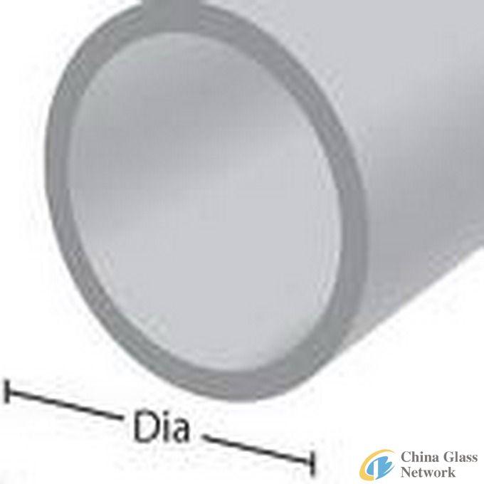 large diameter quartz tube