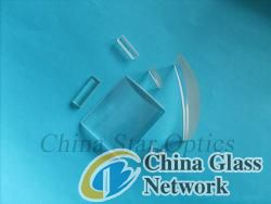 Optical BK7 Glass Plano-convex cylindrical lens