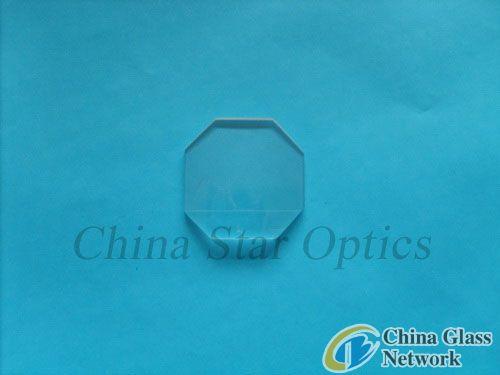 Optical BK7 Glass round or square flat windows