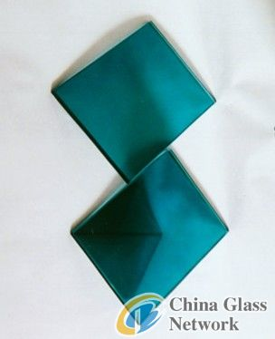 coated glass/reflective glass