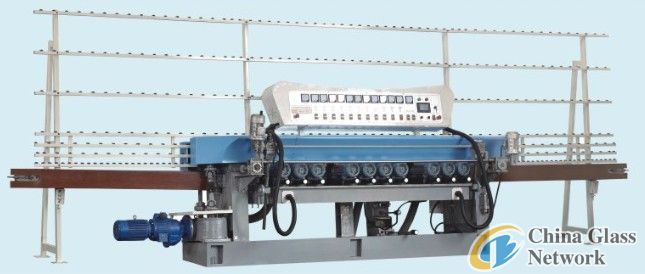 VXM261A-9 motors glass beveling machine/VICDA