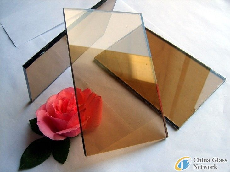 Bronze float glass