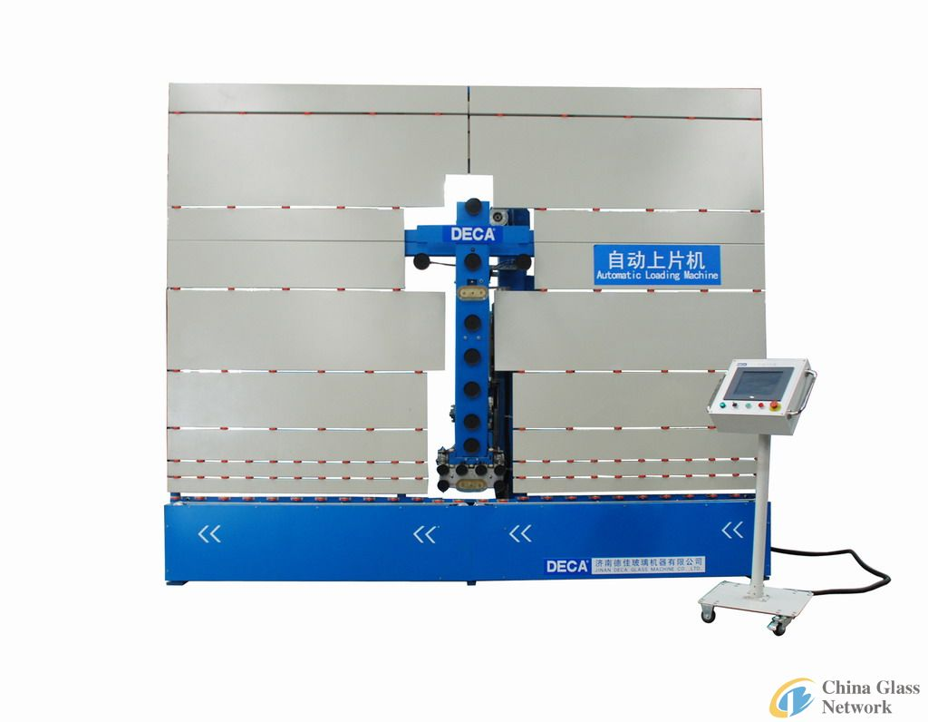 AGL25 auto glass loading machine