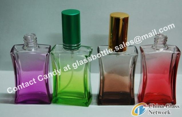 30ml Colored Perfume Glass Bottle