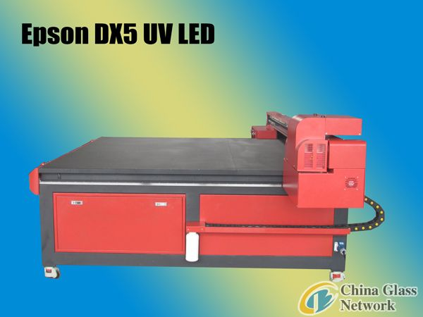 NTEK uv led flatbed printer--YC2025