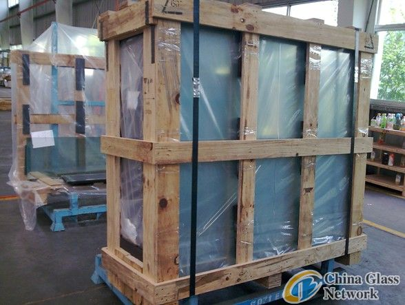 2.5mm Clear and Green Float Glass