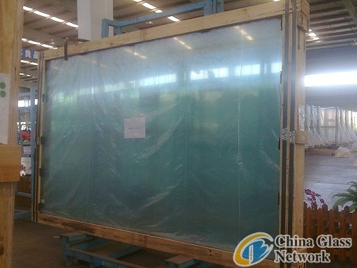 3.2mm Clear and Green Float Glass