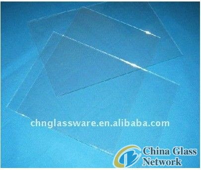 1mm ultra-thin clear sheet glass