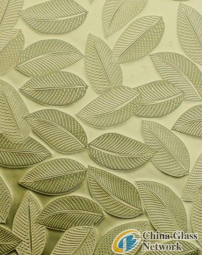 Gold Jade leaf