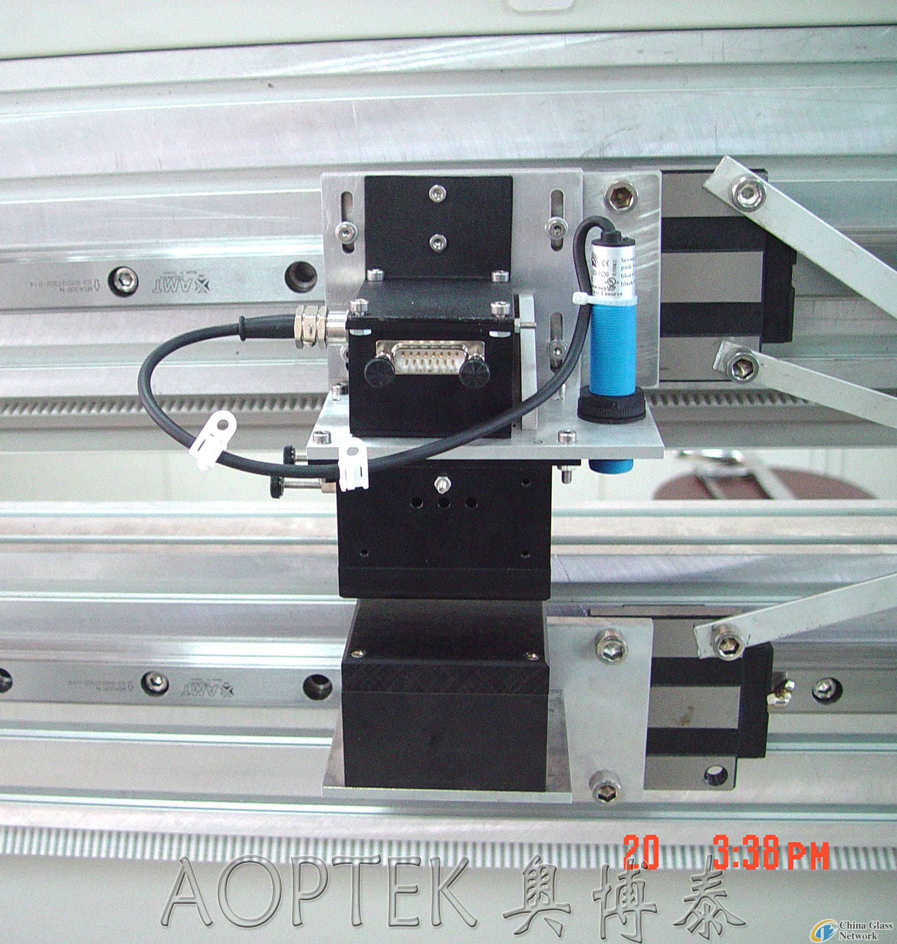 Online Sheet Resistivity Scanning Measurement System for TCO Glass