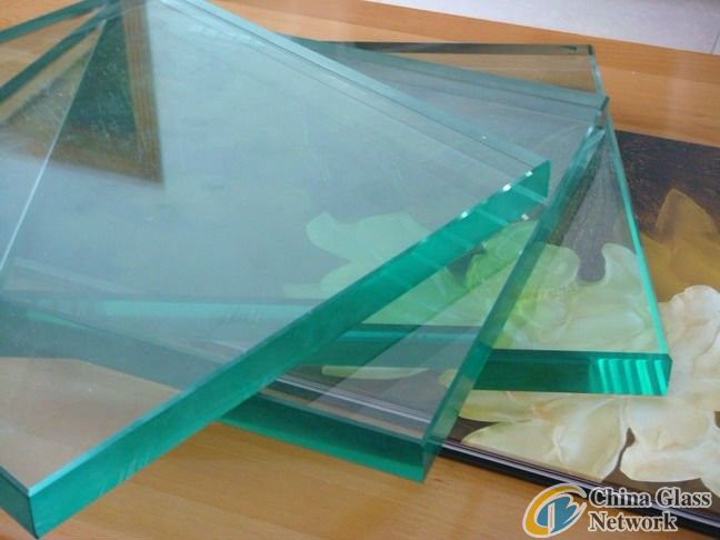 3-15mm Clear and tinted float glass