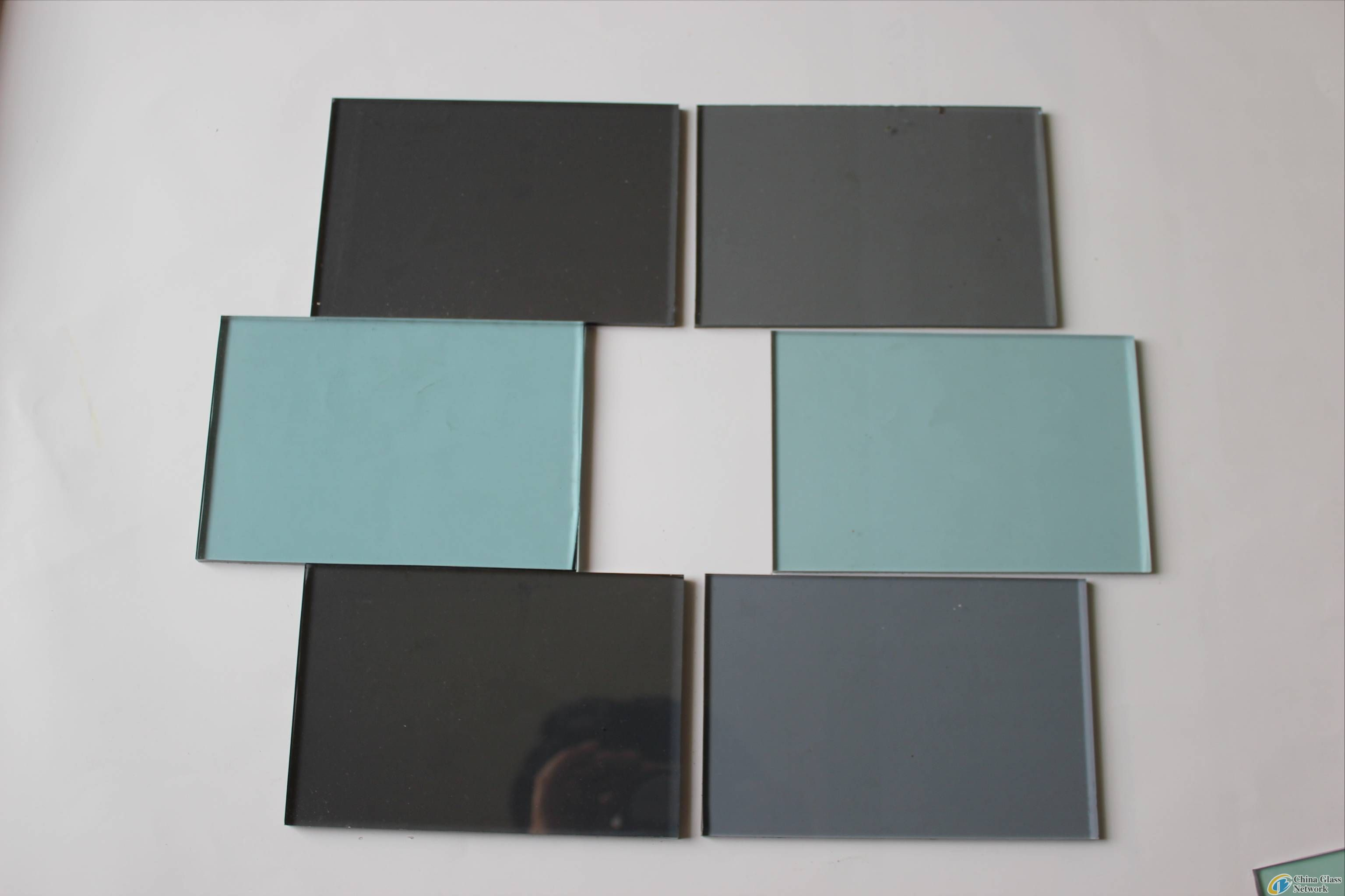 Lanxing grey reflective glass