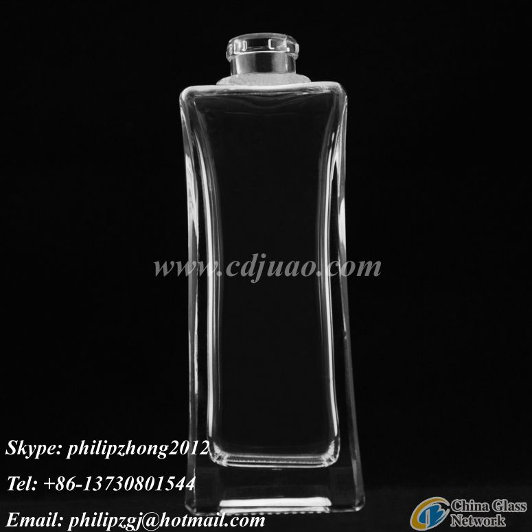 High quality glass empty bottles for wholesale
