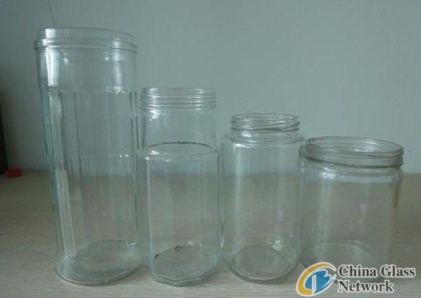 glass jar production line