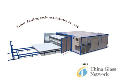 Laminated glass  Machine (FD-J-2-3)