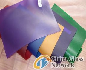 Color Transparent Laminated Film