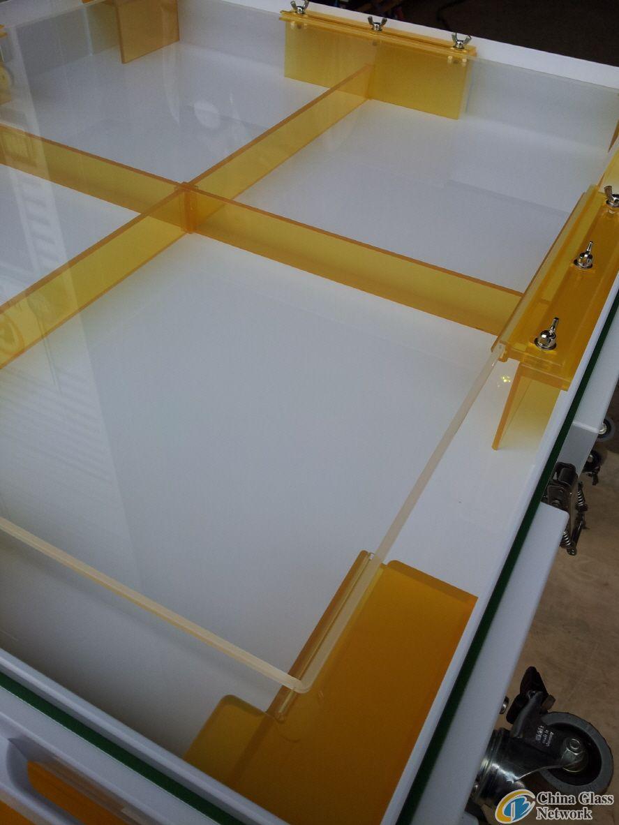 Scrap Synthetic Quartz Plate
