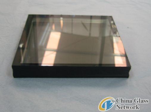 Bronze laminated glass