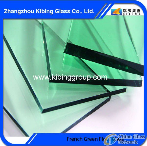 3.2mm french green glass