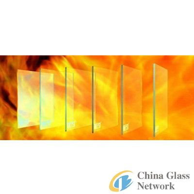 Single-piece Fire-proof Glass (Fire Resistant)