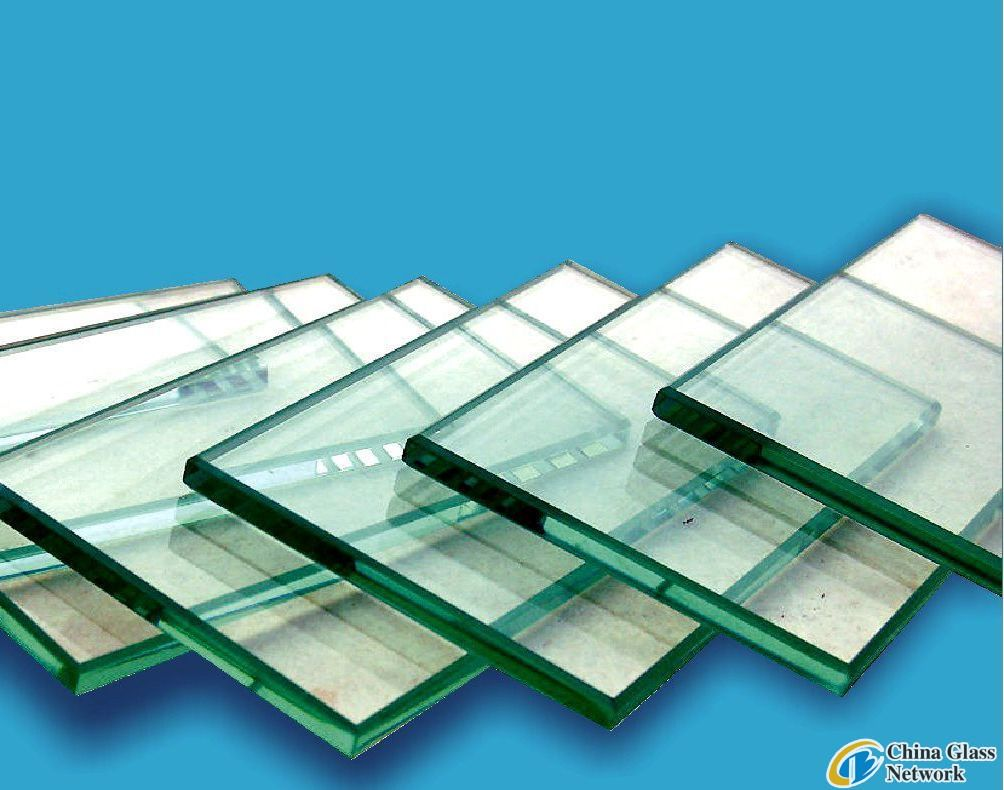 Low-e glass sheet