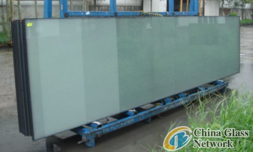Insulating Glass with large sizes