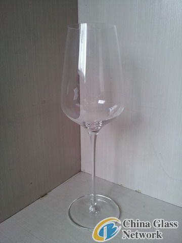 Crystal wine glass-1
