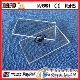quartz glass plate
