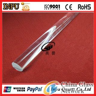 quartz glass rod