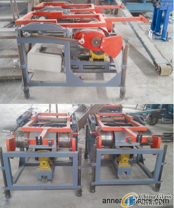 Stacker(push product machine)