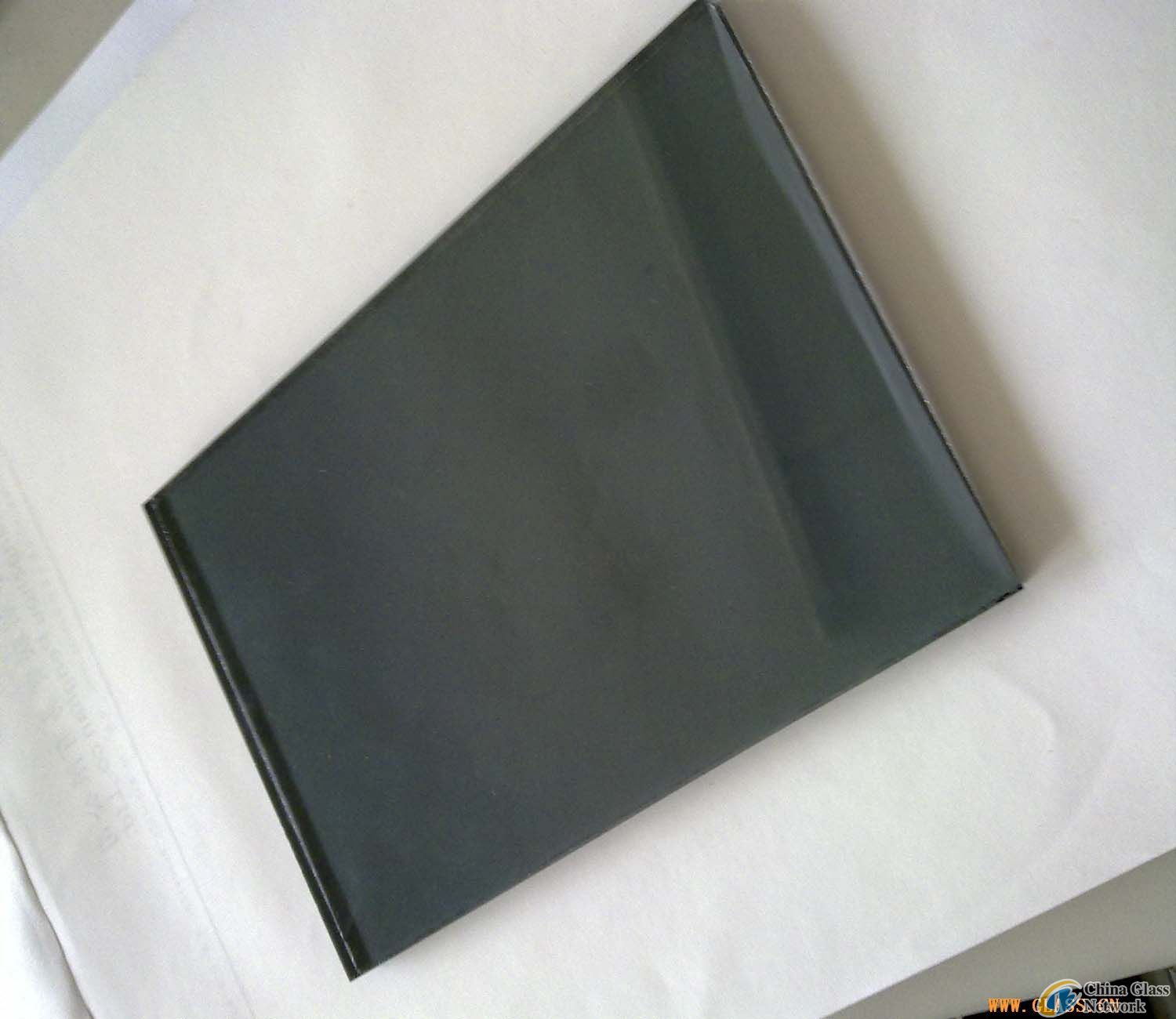 5mm black float glass