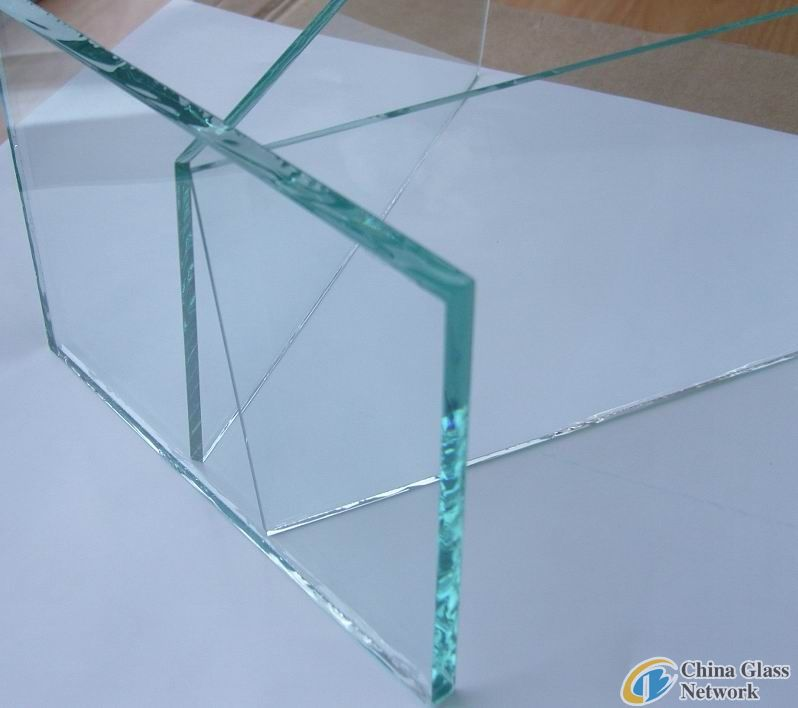 3mm to 19mm clear float glass