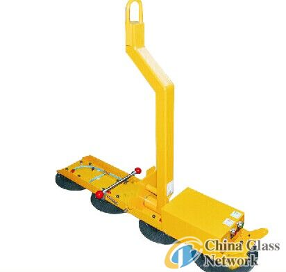 Vacuum Lifter for Curtain Wall