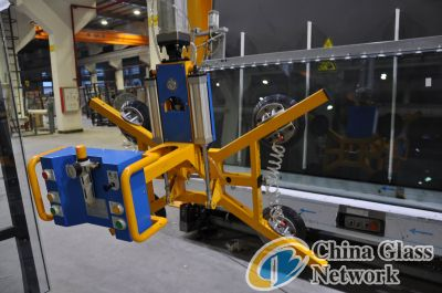 Vacuum Lifter SH-QF04-03 well used in glass factories