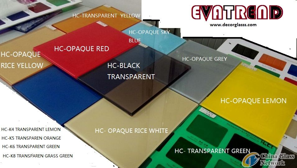 2.1m opoaque color EVA FILM FOR GLASS LAMINATION