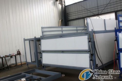 glass processing machinery,glass laminating line with EVA and PVB film