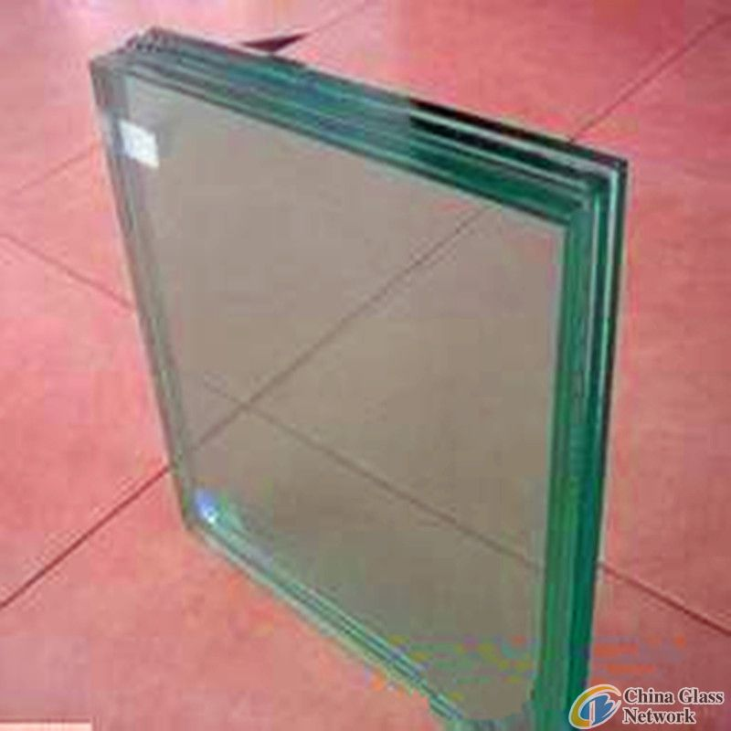 5 Blue Star Blue+0.76+5 Clear laminated hollow glass