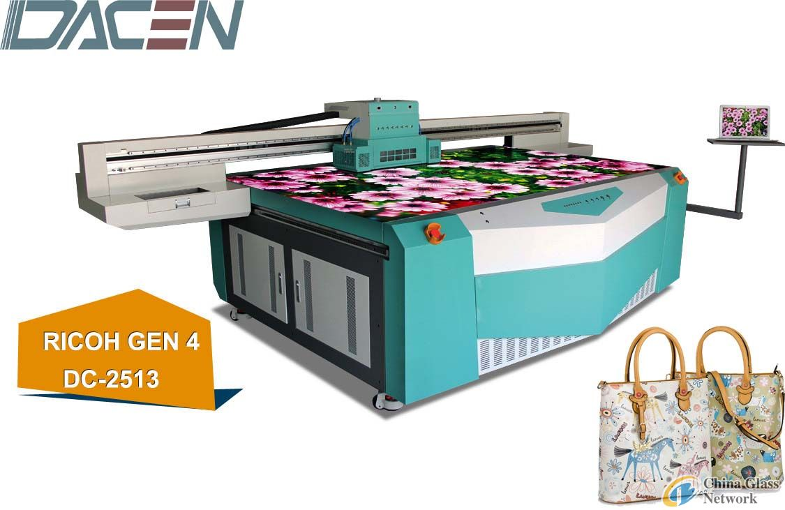 Instead of Seiko 508GS Head, 3.2m UV Digital Printer