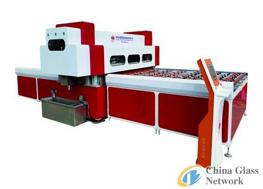 Glass Four Sides Edging Machine Good Quality