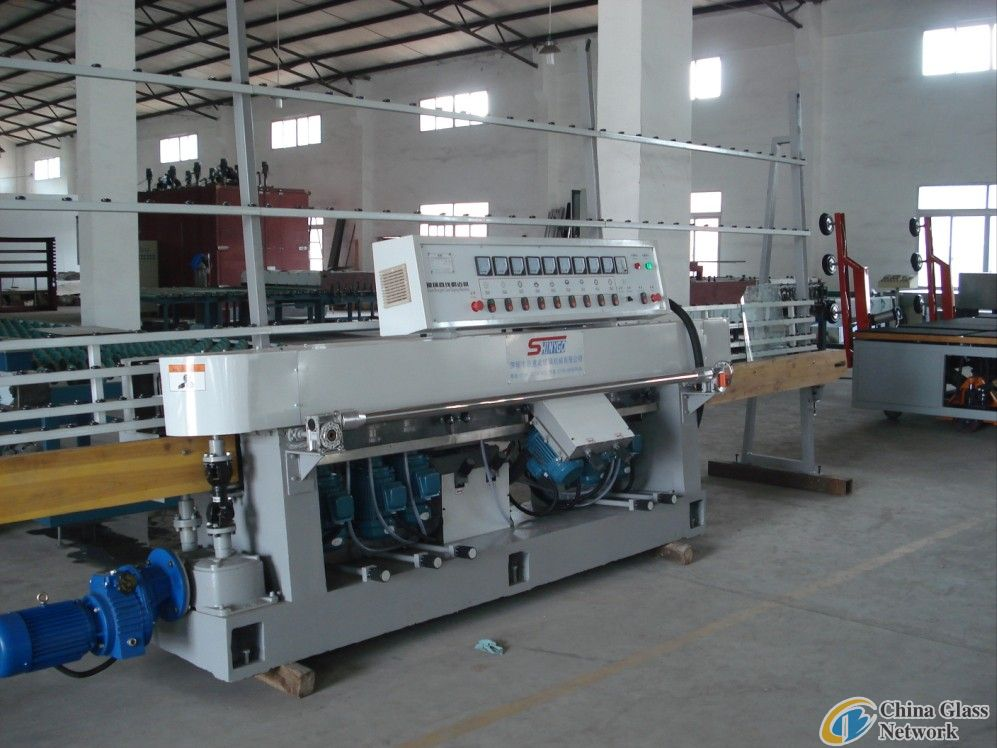 SYGZM-9 Glass Edge Grinding Machine