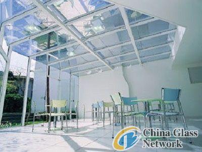 heat insulated glass