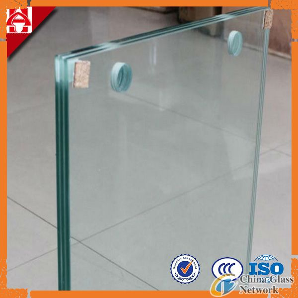 clear / colored Tempered/Toughened Glass for sale