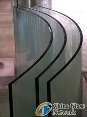 Hot Curved Glass -Bend Glass -Bent Glass (4-19MM, Tempered)