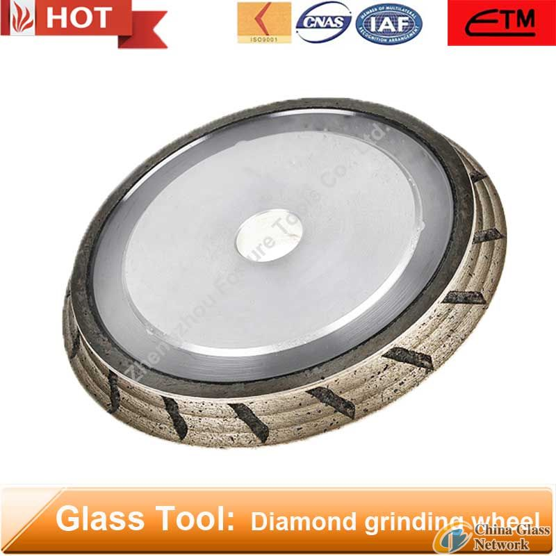 OG diamond grinding wheel for glass