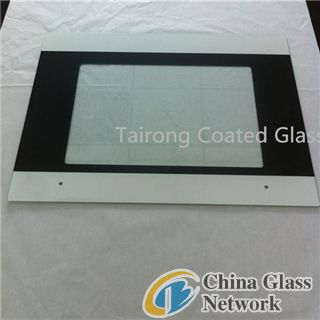 Micro Oven outer door glass