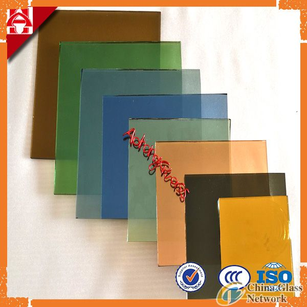 Tinted reflective Hebei China float Glass
